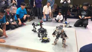 Download Korea International Robot Contest 2014 - Rumble Video