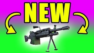 Download NEW Light Machine Gun & 50v50 Mode! ⚠️ Fortnite Battle Royale PC Gameplay & Tips Video