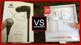 Download Powerbeats 3 Vs Jaybird X3 Which Should You Get? Video