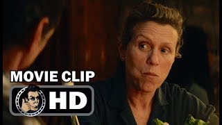 Download THREE BILLBOARDS OUTSIDE EBBING, MISSOURI Movie Clip -Not Explaining Myself (2017) Frances McDormand Video