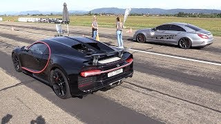 Download 900HP BRABUS Mercedes-AMG CLS63 S La-Performance - BRUTAL Sounds & Drag Racing! Video