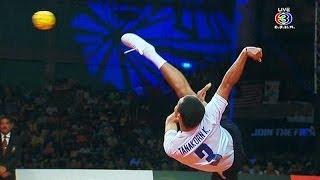 Download ISTAF SuperSeries FINALS 2013/14 Men's Final [Thailand - Malaysia] SET1 Video
