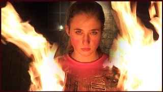 Download Possessed By Scary Paranormal Spirits - Dad Burns Ouija Board Video