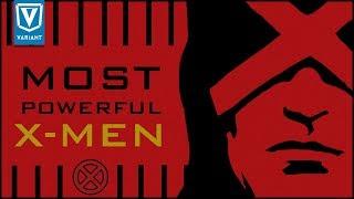 Download Top 10 Most Powerful X-Men! Video