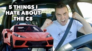 Download 5 THINGS I HATE ABOUT THE 2020 C8 CORVETTE! Video