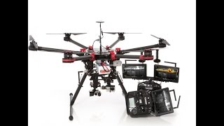 Download Thermal Imaging Drone - DJI S900 Search and Rescue SAR Drone Video