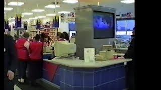 Download Kmart 9348 Norridge, IL Grand Opening 1998 - PEAK KMART!! Floyd Hall Era Video