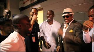 Download Kevin Hart, Tank, and Tyrese Love Charlie Wilson's Performance at the 2012 Essence Music Festival Video