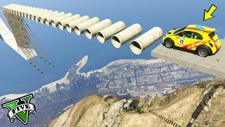 Download GTA 5 ONLINE 🐷 PARKOUR ESTREMO !!! 🐷 GARE PARKOUR 🐷N*285🐷 GTA 5 ITA 🐷 DAJE !!! Video