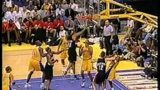 Download Pippen 24 pts, Sheed 24 pts,14 reb, Shaq 31 pts 21 reb, playoffs 2000 lakers vs blazers game 5 Video
