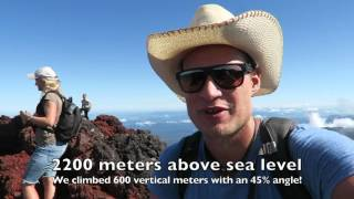 Download Tongariro Crossing Including Ngauruhoe (Mt Doom) Video