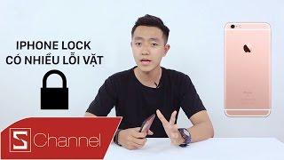 Download Schannel - Tâm sự của một người dùng iPhone Lock: Tốt nhất là đừng nên mua! Video