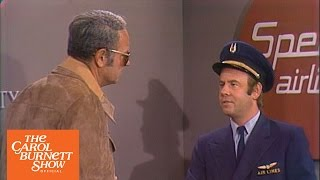 Download Airline Security From the Carol Burnett Show (Full Sketch) Video