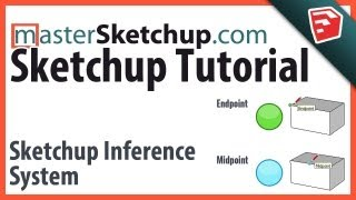 Download Using the Sketchup Inference System Video