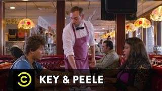 Download Key & Peele - Andre and Meegan's First Date - Uncensored Video