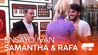 Download SAMANTHA y RAFA ensayan ″LA LISTA DE LA COMPRA″ con IVAN (19F) | OT 2020 Video