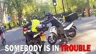 Download EXTREMELY STUPID & ANGRY PEOPLE vs BIKER | BEST OF UK RAGE | Premises187 Video
