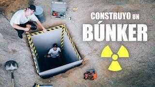 Download CONSTRUYO un BÚNKER APOCALÍPTICO a MANO Video