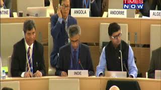 Download INDIA'S REPLY IN UNHCR ON ROHINGYA Video