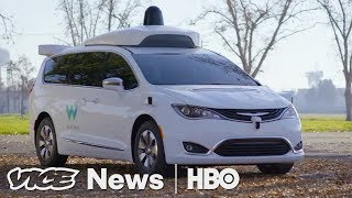 Download We Drove In Google's Newest Self-Driving Car (HBO) Video