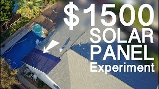 Download My $1500 Introduction to SOLAR panels Video