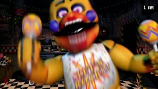 Download PLAY AS FUNTIME CHICA HUNTING THE NIGHTGUARD! | Chica Simulator (Five Nights at Freddys) Video