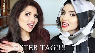 Download Tag | Sister Tag ft. Saimascorner | Fictionally Flawless Video