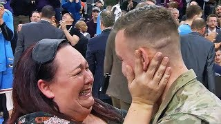 Download Most HEARTWARMING Military Homecoming Surprises! Video