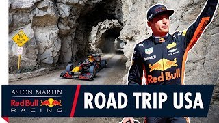 Download On the Road Again   Max Verstappen takes F1 from the Rocky Mountains to Miami. Video