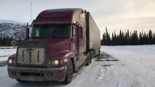 Download 264 Дальнобой США Дорога на Аляску.Юкон.Аляска!!!! Video