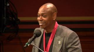Download Dave Chappelle's Full Harvard Speech: Says He's Doing Another Special (Live Streamed) Video