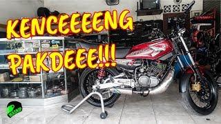 Download NYOBAIN RX KING 180 CC! RPM TINGGI JAMBAK BANGET! Video