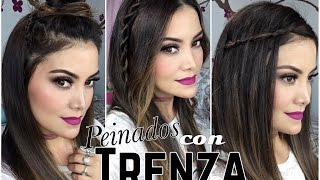 Download Peinados fáciles y bonitos con TRENZA Video