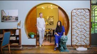 Download 法國老公為蘇州老婆造了一個園林的家,自帶400㎡後花園 Video