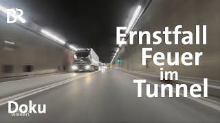 Download Feuer im Tunnel: Technik und Training für den Ernstfall | Doku | Gut zu wissen | BR Video