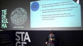 Download Inés Matres: Digital cultural knowledge in school education Video