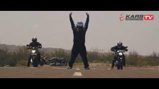 Download Drag Race Yamaha New Vixion VS Honda CB150R Streetfire by KARS TV Video