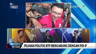 Download Dialog: Pilihan Politik BTP Bergabung dengan PDI-P Video