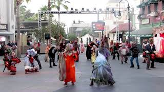 Download Halloween Horror Nights Opening Ceremony 2018 HD Front Row! Video