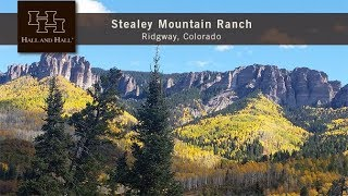 Download Stealey Mountain Ranch - Ridgway, Colorado Video