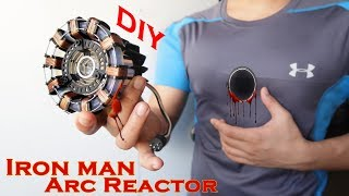Download Iron Man ARC REACTOR - STUNNING Hand Craft DIY Using the most Basic materials Video