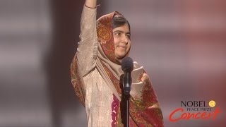 Download Malala Yousafzai - The right to learning should be given to any child Video