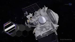 Download OSIRIS REx Using Earth as Slingshot to Get to Asteroid Bennu Video