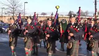 Download Perth's St Andrew's Day Scottish Festival parade 27th Nov 2016 through the city centre Video