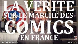 Download La vérité sur le Marché des Comics en France ! Video