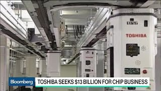 Download Will Foxconn's Gou Bid for Toshiba's Chip Business? Video