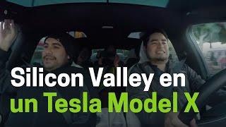 Download Tour por Silicon Valley en un Tesla Model X Video