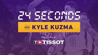 Download 24 Seconds with: Kyle Kuzma Video