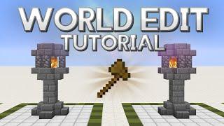 Download World Edit tutorial 1.12 | Descargar y funciones básicas | Español 2017 | Minecraft Video