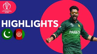 Download Pakistan Win in Last Over! | Pakistan vs Afghanistan - Match Highlights | ICC Cricket World Cup 2019 Video